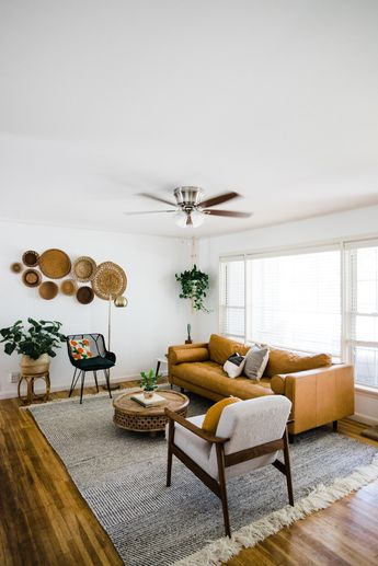 Midwest Home Tour: An Earthy, Modern Abode