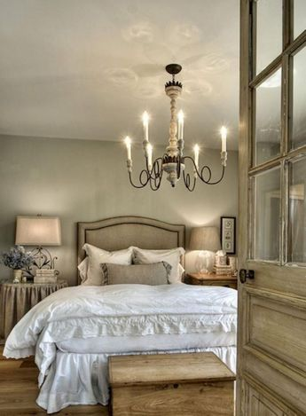 48 Admirable Farmhouse Bedroom Ideas which Gives Comfort of Your Sleep