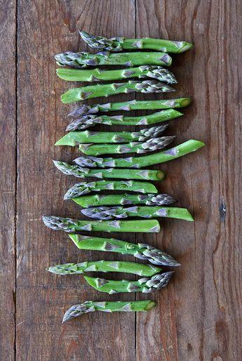 Asparagus by marifra mentaeliquirizia - Marianna Franchi
