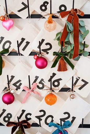 DIY Advent Calendar – Honestly WTF