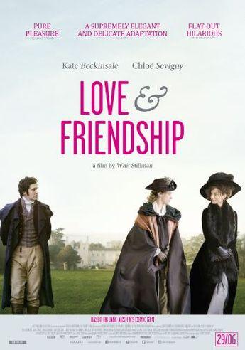 Love & friendship (2016) - Whit Stillman