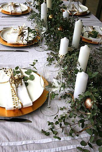 Build House Home: Australian inspired Christmas...eucalyptus and golden sunshine