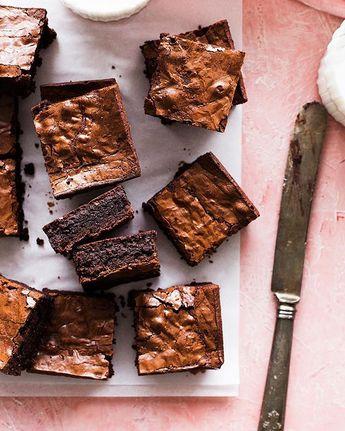 Classic Fudge Brownies