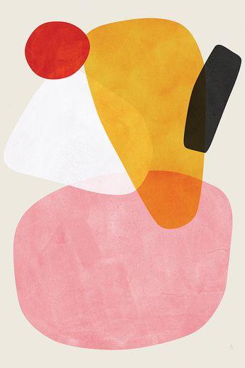 Mikado Art Print by Tracie Andrews