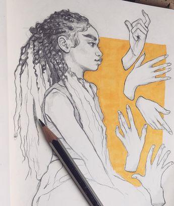 #art #artwork #drawing #drawings #coloredpencil #sketchbook #worksonpaper #sketchbookdrawing #illustration #dibujo