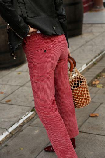 Corduroy, Two Ways   Fashion Me Now