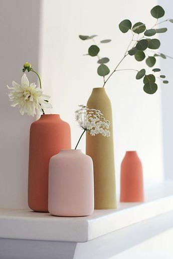 Single Stem Vases