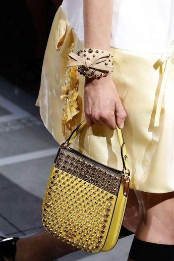 Prada, Primavera/Verano 2019, Milán, Womenswear #springpursesandhandbags