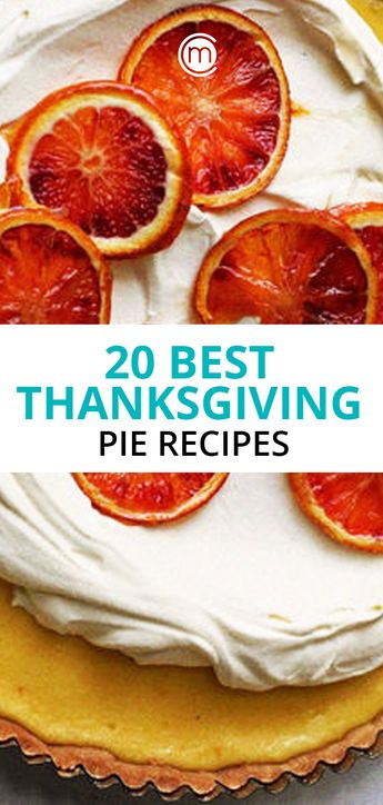 20 Pie Recipes to Try This Thanksgiving If You're Over Pumpkin (PHOTOS)