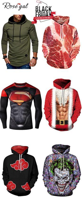 65% remise pour les vestes #Rosegal #homme #mode #Noël