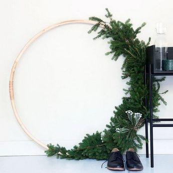 Noël vert : quelques idées de déco de Noël vert fraîches et faciles à réaliser soi-même