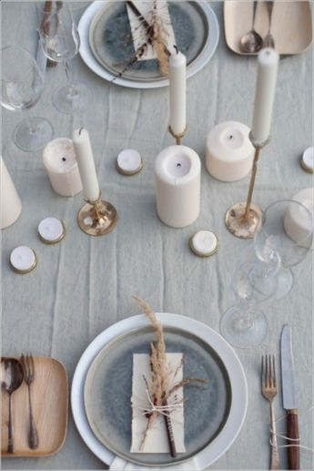 114 Adorable Wedding Dinner Table Ideas