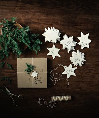 Så här viker du de vackraste papperstjärnorna