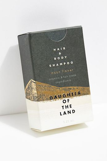 Daughter Of The Land Hair & Body Shampoo