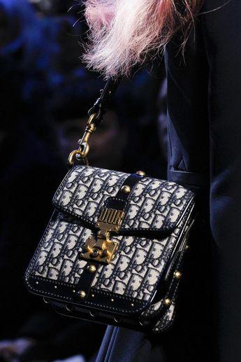Défilé Dior prêt-à-porter femme automne-hiver 2017-2018 54 #Burberryhandbags