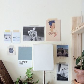 faown: pro-pellor: minutie: minutie: i put some things back up on my wall - photos of akaroa/hamish, bob dylan, schiele, childhood photos of my parents etc ahhh i think this is the first time i've ever seen one of my own posts on my dash !!! (a long time after i posted it, obv) I love that egon shiele painting up there its ma fave - more here -