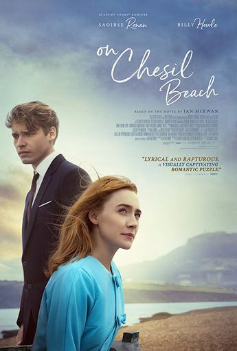 On Chesil Beach starring Saoirse Ronan & Billy Howle: The First Trailer #book2movies