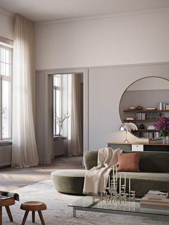 Luxurious? Minimal Penthouse