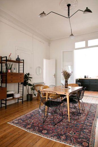 10 Alluring Dining Room Wall Décor Ideas
