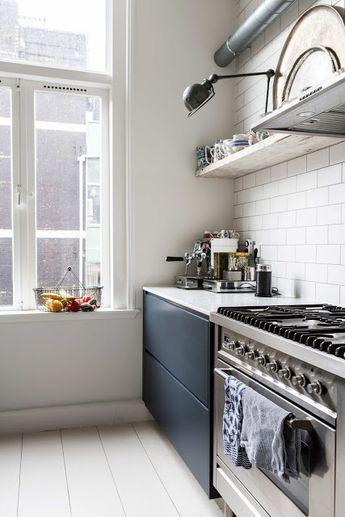 ShabbyPassion: Amsterdam: un appartamento d'inizi '900, fra storia e modernità