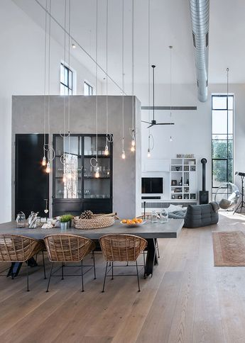 A Family Industrial Home In Israel