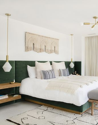 Mandy Moore Master Bedroom Tour