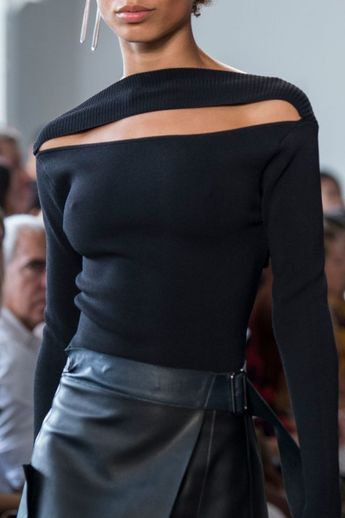 Dion Lee at New York Fashion Week Spring 2017