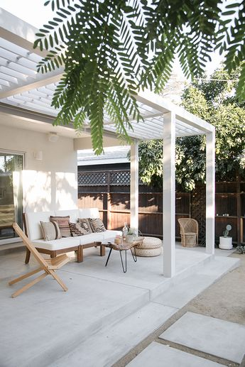 our backyard : the reveal