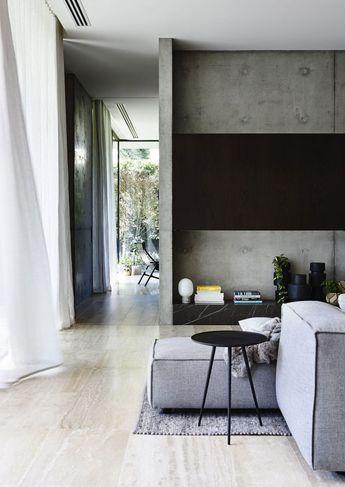 Workroom Designs a Contemporary Home in Melbourne, Australia