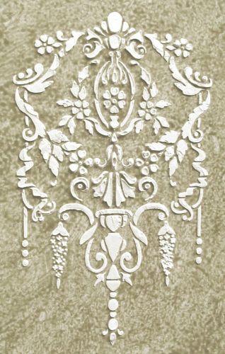 Plaster Stencil Breckenridge