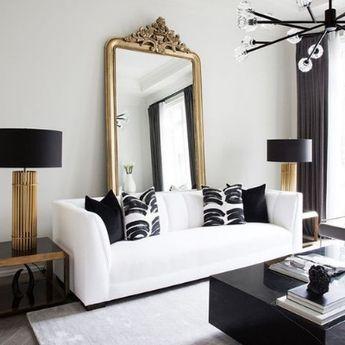 Beyaz Renk Ev Dekorasyonu Örnekleri ve Uyumlu Renkler