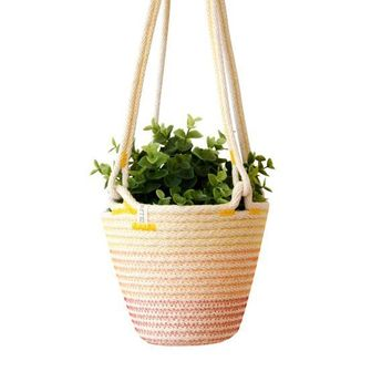 Wrapped in Style: Pretty Rope Vessels for Spring