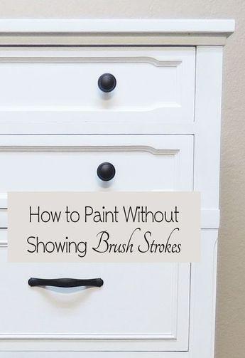 7 Tricks to Avoid Brush Strokes