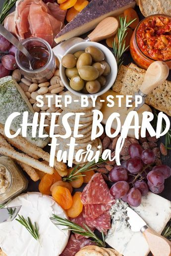 How to Make an Awesome Cheese Board in Minutes