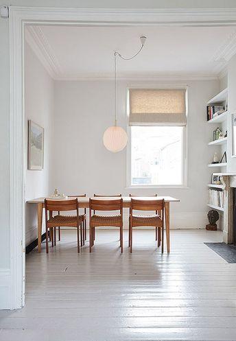 55+ Simple Scandinavian Dining Room Ideas