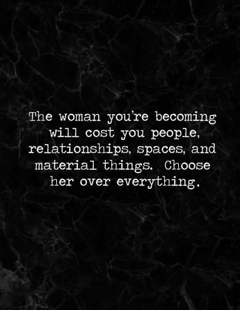 Choose her.
