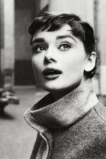 vintagegal: Audrey Hepburn photographed by Mark...