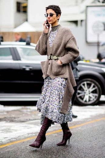 15 Charming Favorite Street Style Look That Inspirational