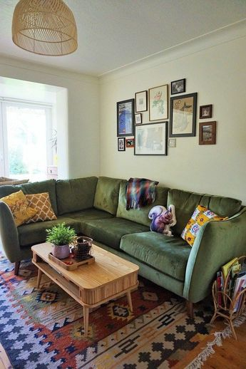 The 7 Things You Need For A Bohemian Living Room