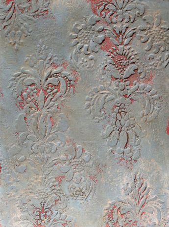 The distressed provence plaster looked stunning at the IDAL Convention. Melanie Royals offers a step-by-step outline of this plaster finish.