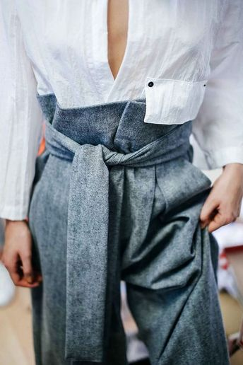 Geology Inspired Fashion