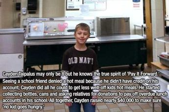 Faith In Humanity Restored 14 Pics