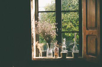 window sill   by Monica Bedmar