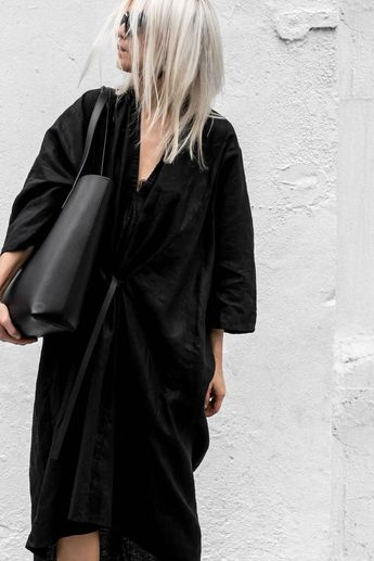 Miranda Bennett Studio O'Keeffe Dress