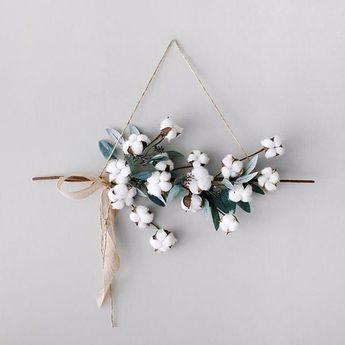 5 Simple DIY Winter Wreaths with Wayfair