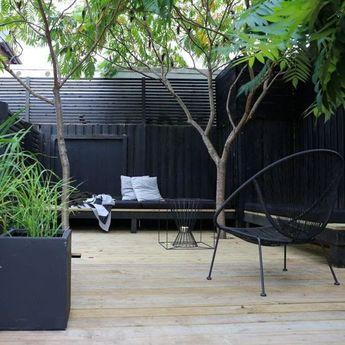 La couleur d'une belle terrasse - Project Inside -