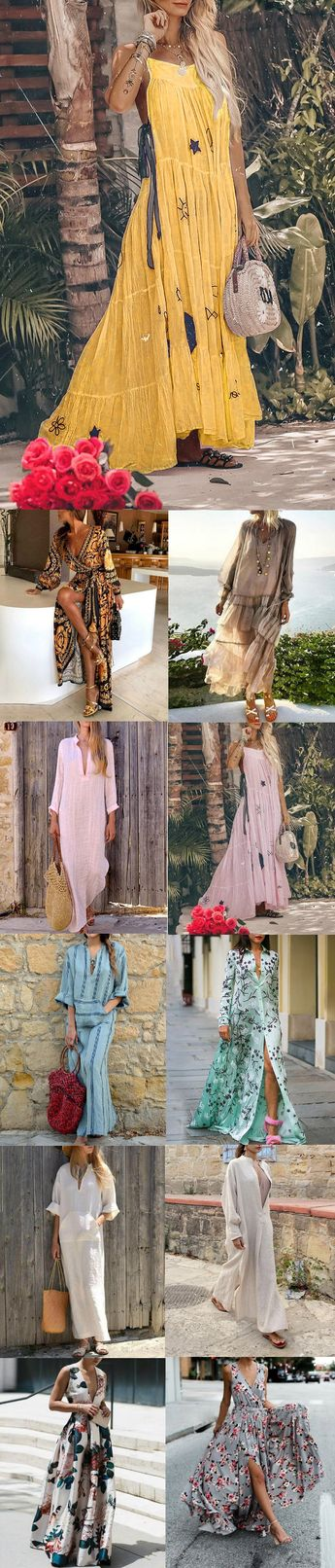 Shop Now>> 100+ Styles New Spring Summer Dresses for You.Buy More Save More!