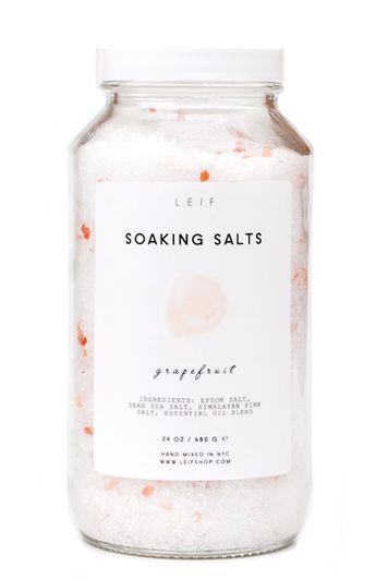 Pure Soaking Salts