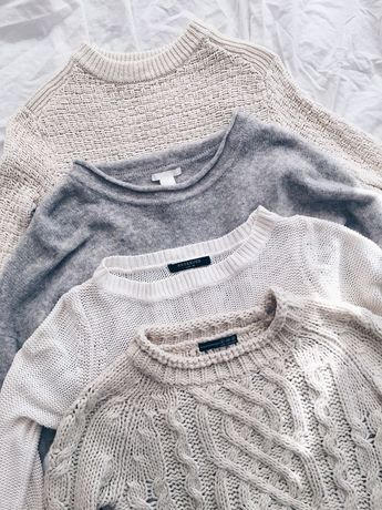 This Is the Secret to Keeping Your Sweaters Looking Brand New