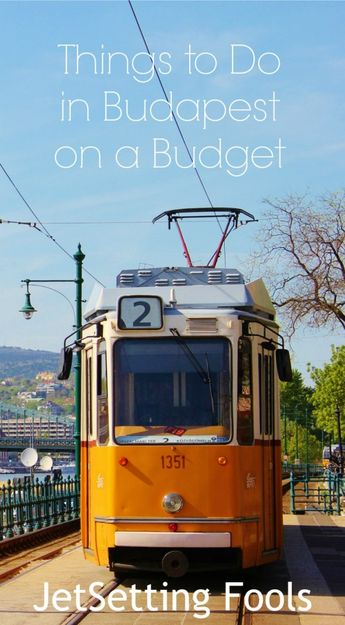 6 Things to do in Budapest on a budget